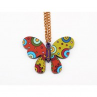 Butterfly Girls Necklace