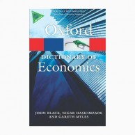 Oxford Dictionary Of Economics-4E B031284