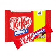Kit Kat Chunky Milk 4 Pack 135g