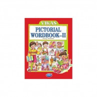 Vikas PICTorial Wordbook-11 B470406
