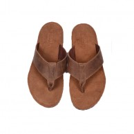 Men's Leather Slipper 1700