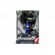 BK Captain America Induction Helicopter