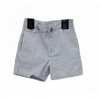 Black Strips Boys Shorts