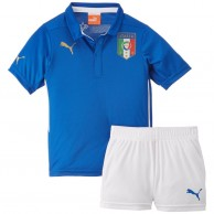Italy Football Kit With Jersey And Short