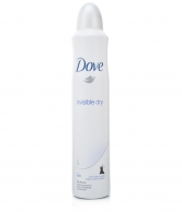 Dove Invisibly Dry 48h Deo 250ml