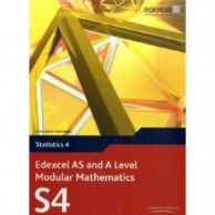 Edexcel Statistics-4 AS and A/L with CD B020470