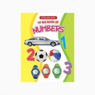My Big Book Of Numbers 123 B430169