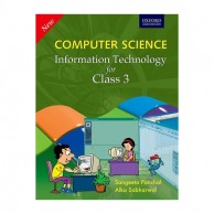 New Computer Science Information Technology For Class-3 B030616
