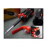8 In 1 Multi Screwdriver With Led Portable Torch