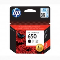 HP 650 Black Ink Advantage CZ101AE