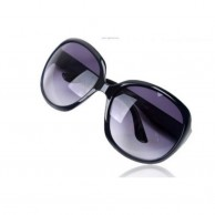 Fashion Women Big Frame Toad Sunglasses