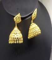 Women's Gold Plated Fashion Earrings
