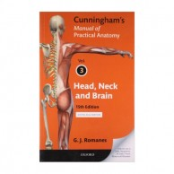 Cunninhams  Anatomy Volume 3  15th Edition A100002