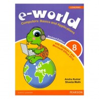 E-World-8 Revised Edition Computers Basics And Applications B060689