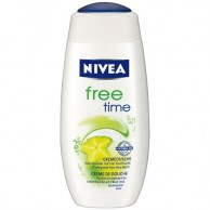 Nivea Freetime Shower Cream NV 03