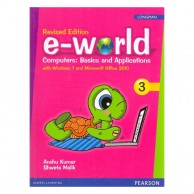 E-World-3 Revised Edition Computers Basics And Applications B060614