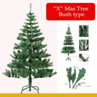 Item X Mas tree bush Type 10 feet