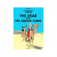 Tintin The Crab With The Golden Claws B590002