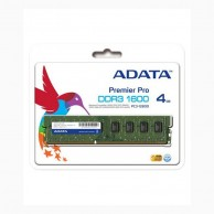 ADATA Desktop Memory - 4GB DDR3-1600 10000175