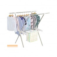 Extendable X Type Clothes Hanger
