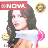 Nova 1200 Watts Hair Dryer
