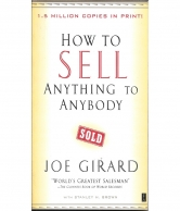 HOW TO SELL ANYTHING TO ANYBODY J400137