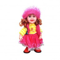 Dancing Doll Pink with Hat
