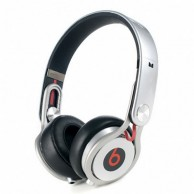 Beats Headphone By Dr Dre Mixr Silver