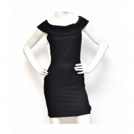 Origandy Women Dress - Black