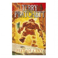 Feet of Clay Discworld Novel J270137