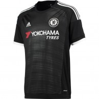 Black Chelsea Football T Shirt