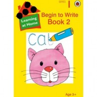Learning At Home Begin To Write Book-2 B140020