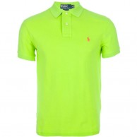 Men's Light Green Classic T Shirt