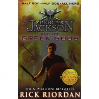 Percy Jackson and The Greek Gods Big Book D490631