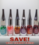 Pack of Nail Polishes