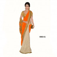 Designer Saree NET002