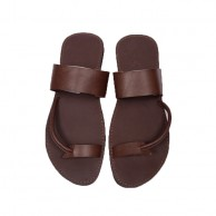 Men's Leather Slipper 1707
