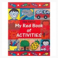 My Red Book Of Activities-1New B320916