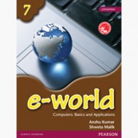 E-World-7 Computers Basics And Applications B060483