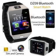 DZ09 Smart Watch Full Set with Bluetooth Headset