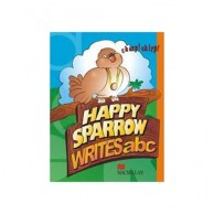 Happy Sparrow Writes ABC B100540