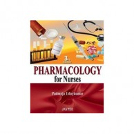 Pharmacology for Nurses 3E A122264