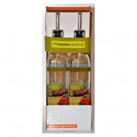 Country Kitchen Oil and Vinegar Bottle Set