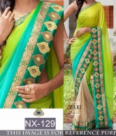 Bollywood Saree SR1585