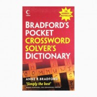 Bradford's Pocket Crossword Solver's Dictionary B050878