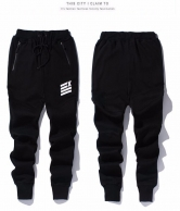 Mens Drop Crotch Jogger Pants