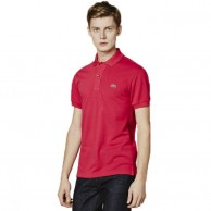 Men's Red Classic T Shirt