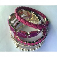 Women's six Layer Bangle