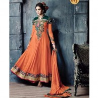 Harriet Designer Wear Gown/ Salwar SHR078