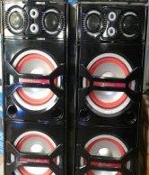 Dual stage speakers